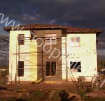 Утепление фасада газосиликатного дома