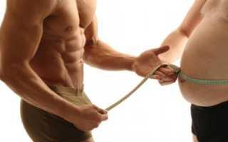 Эффективная диета для представителей сильного пола