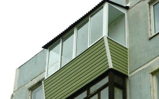Делаем балкон с выносом своими руками