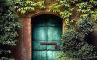 Сонник к чему снится Двери