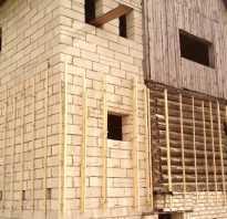 Как крепить блок хаус к фасаду здания