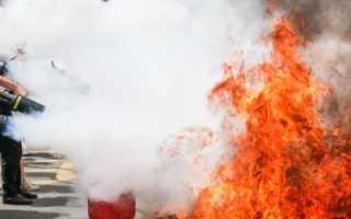 Руководство пользователя на систему аэрозольного пожаротушения
