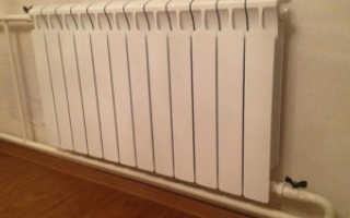 Где лучше установить радиатор в прихожей