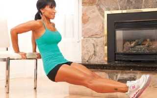 Программа тренировок в домашних условиях для девушек