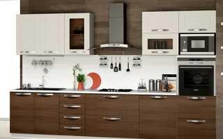 Изготовить кухонный гарнитур своими руками