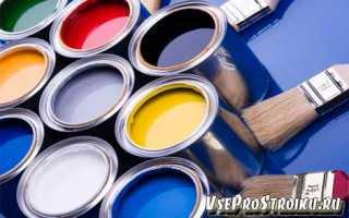 Чем разбавить масляные краски в домашних условиях