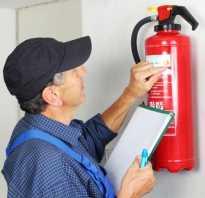 План мероприятий на поддержание противопожарной защиты