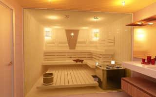 Стеклянные кирпичи для бани