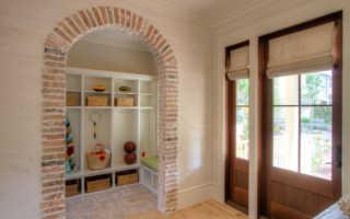Можно украсить арку в квартире