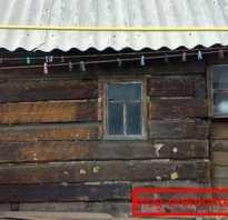 Шпальный дом строим шпальные стены
