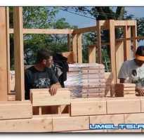 Кирпич своими руками для строительства