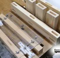 Направляющие для фрезерного стола своими руками размеры