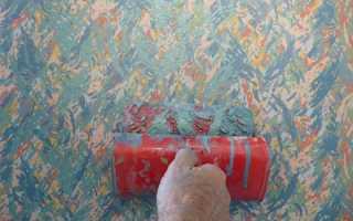 Декоративная покраска стен самостоятельно