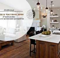 Кухня в частном доме идеи оформления