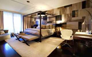 Мужская спальня Фотообои для мужчины в спальню