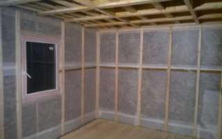 Выбор пароизоляции для деревянного дома