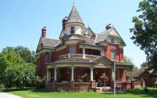 Викторианский стиль в архитектуре особенности архитектурные шедевры