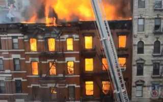 Правила пожарной безопасности жилого дома