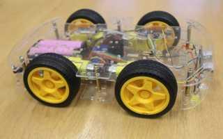 Разработка структурной схемы робота пылесоса на ардуино