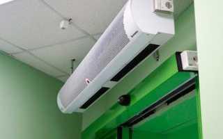 Тепловые завесы Удобный подбор оборудования