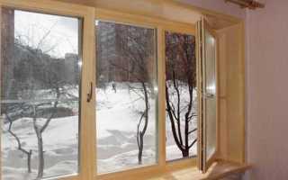 Чем замазать щели в деревянных окнах