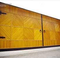 Малоизвестный способ создания простейших деревянных ворот
