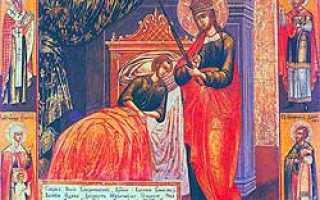 Молитва о рождении здорового ребенка для беременных