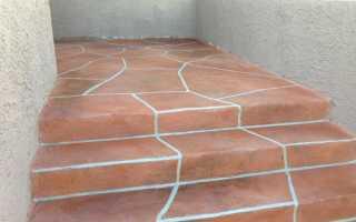 Как сделать бетон своими руками декоративный