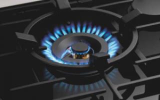 Газовые плиты разбираемся в терминах
