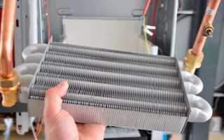 Чем промыть теплообменник газового котла самостоятельно