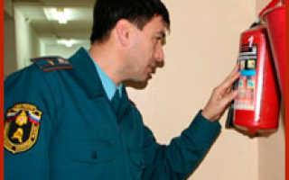 Установки пожарной сигнализации и пожаротушения автоматические