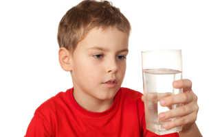 Бактерии колиформные в воде