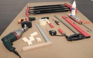 Инструменты для монтажа межкомнатной двери