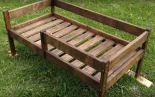 Как изготовить мебель из дуба ручной работы