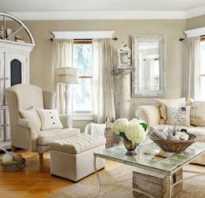 Стиль винтаж в интерьере квартиры