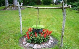 Сад огород и дача интересные идеи