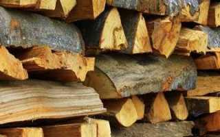 К чему снятся дрова в поленнице