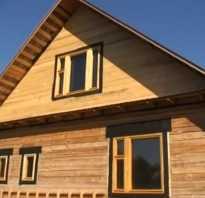 Как строить дом из бруса пошаговое