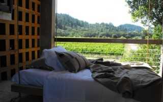 Необычное решение подвесные кровати