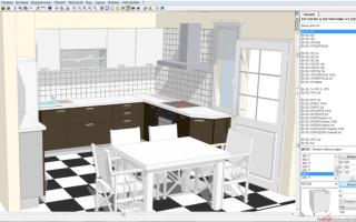 Софт для создания мебели