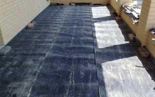 Чем делать гидроизоляцию балкона