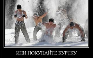 Тепло ли в синтепоне зимой