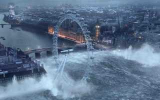 Сонник толкование вода наводнение