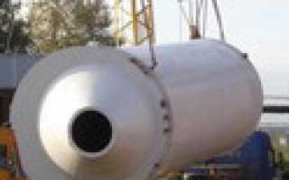 Силос цемента 120 тонн