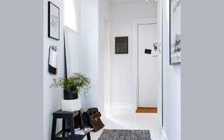 Современные идеи дизайна прихожей в узком коридоре