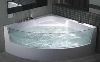 Самостоятельная установка ванны дома