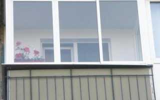 Как осуществить застекление балкона самостоятельно