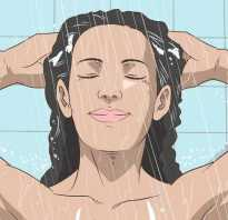 Сонник мыться под теплым душем