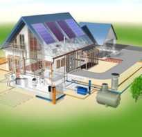 Схема сборки канализации в частном доме