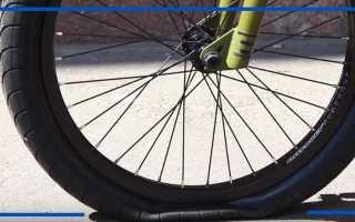 Заклеить покрышку велосипеда или купить новую камеру